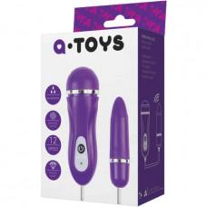 Виброяйцо с пультом управления A-Toys, (12 режимов)