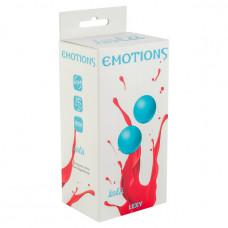 Вагинальные шарики без сцепки Emotions Lexy Medium turquoise