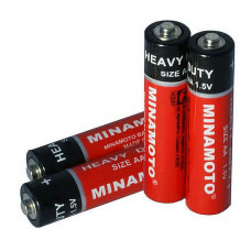 Батарейка AA 1,5 V MINAMOTO